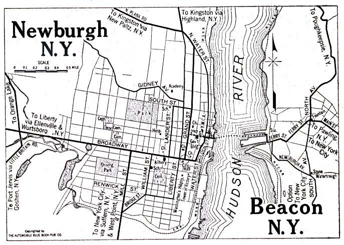 newburgh new york